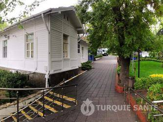 TURKIYE HOSPITAL prix pas cher Consultation pour Spina Bifida 1